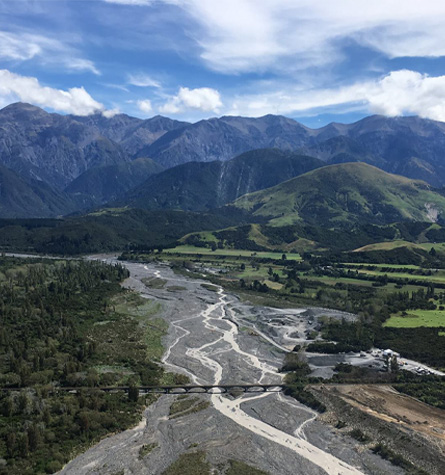 Kaikoura Grand Alpine Heli-Tour