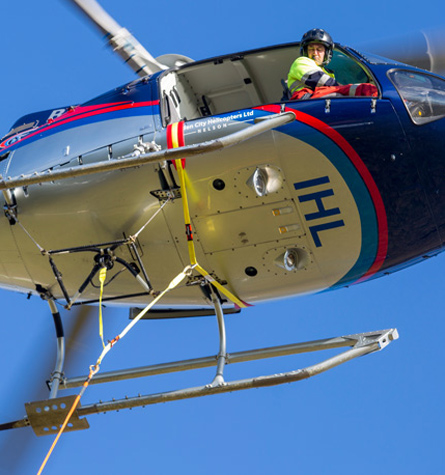 CAA Commercial Helicopter Pilots